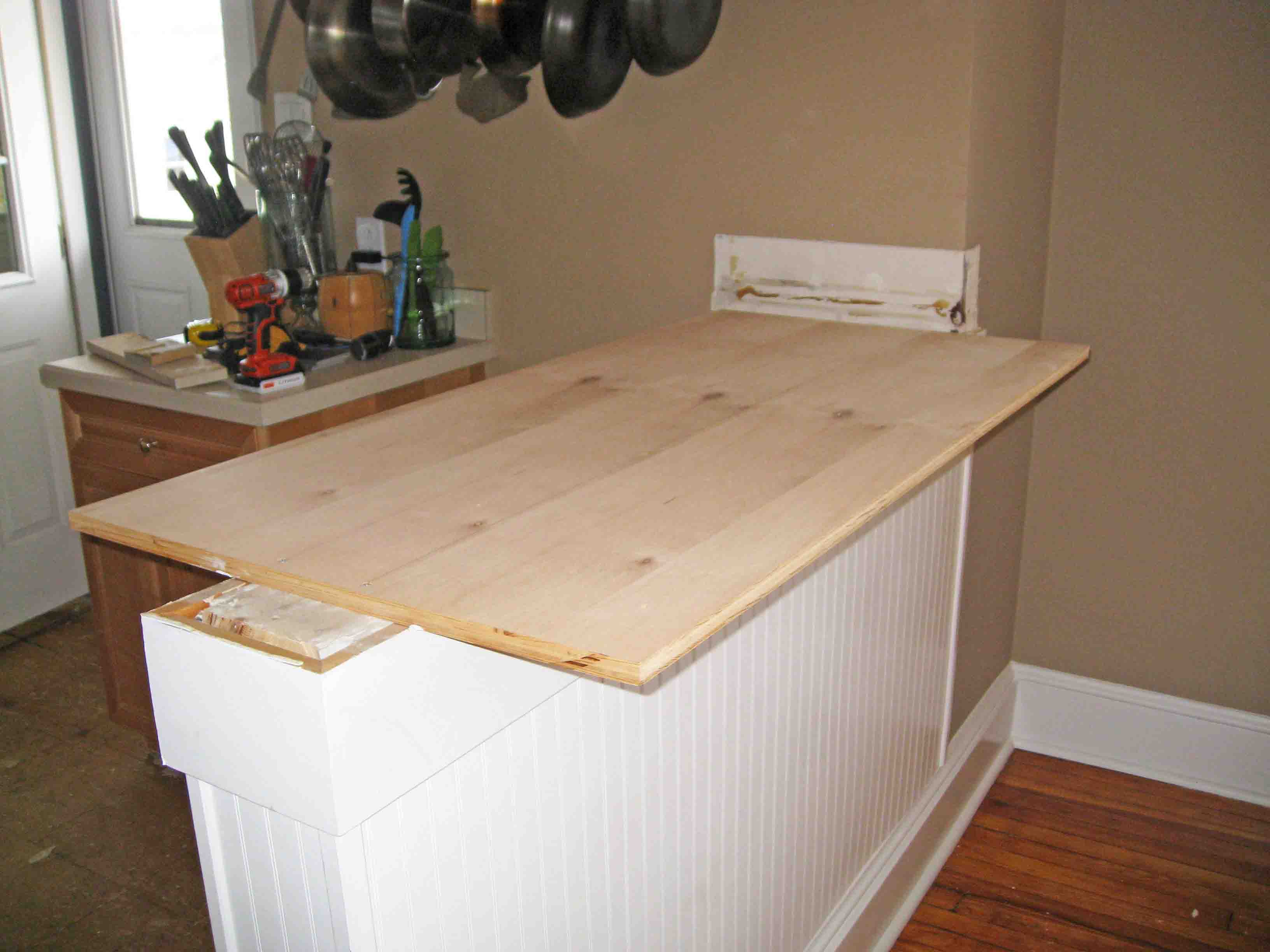 How To Build A Laminate Countertop Sunshineandsawdust