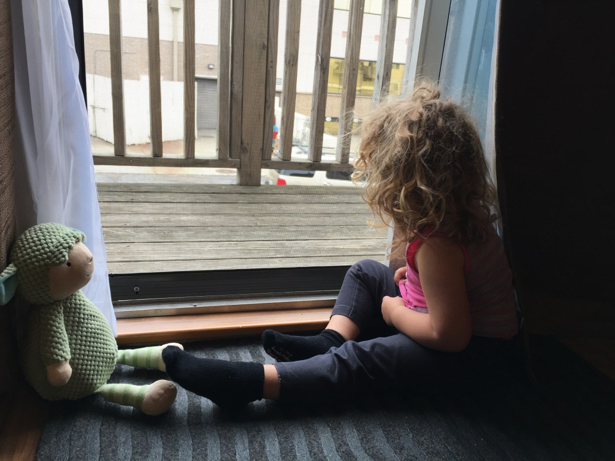 Explaining Death To A Toddler Was Harder Than I Imagined