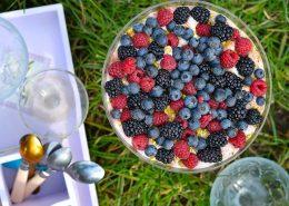 trifle sideways