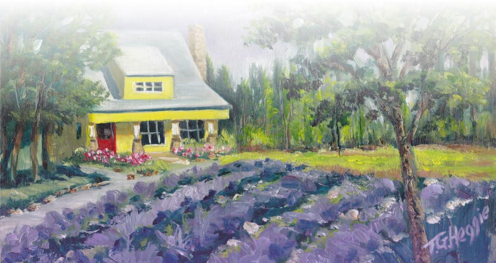 Home - Sunshine Lavender Farm