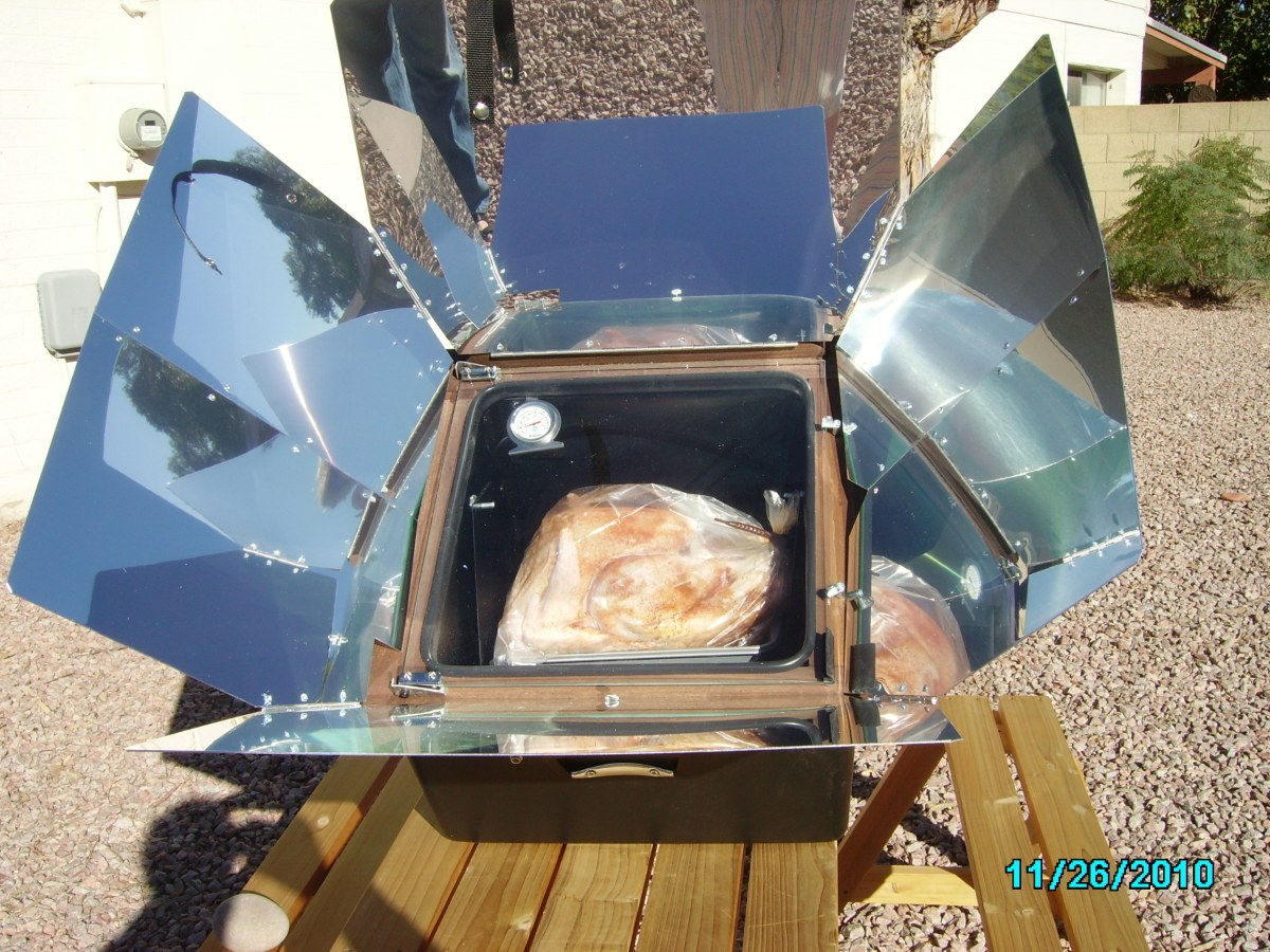 About Solar Cooking