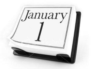 calendar_january_1st_with_clipping_path