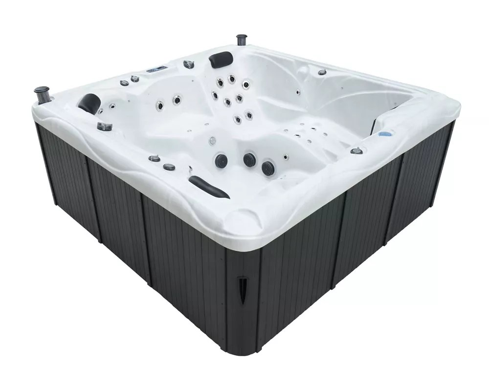 Hottub Led Verlichting Myspa Houston Jacuzzi Spa Sunspa Benelux