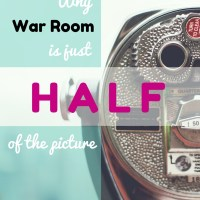 Why War Room is Just Half of the Picture