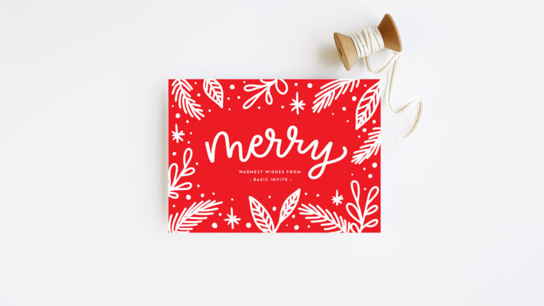 Easy Ways to Spread Holiday Cheer with Christmas Cards - SunSparkleShine