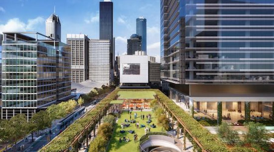 "Solar powered ""Melbourne Skypark"" backed by CEFC"