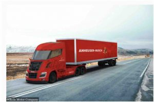Budweiser switches to Hydrogen trucks – what about Carlton United?