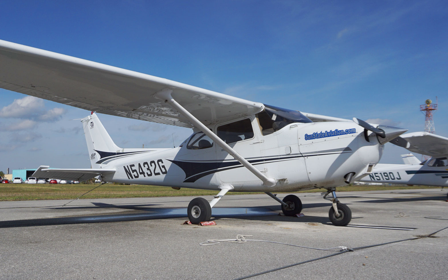 Cessna Plane Aircraft Rental And Instruction Rates Sunstate Aviation