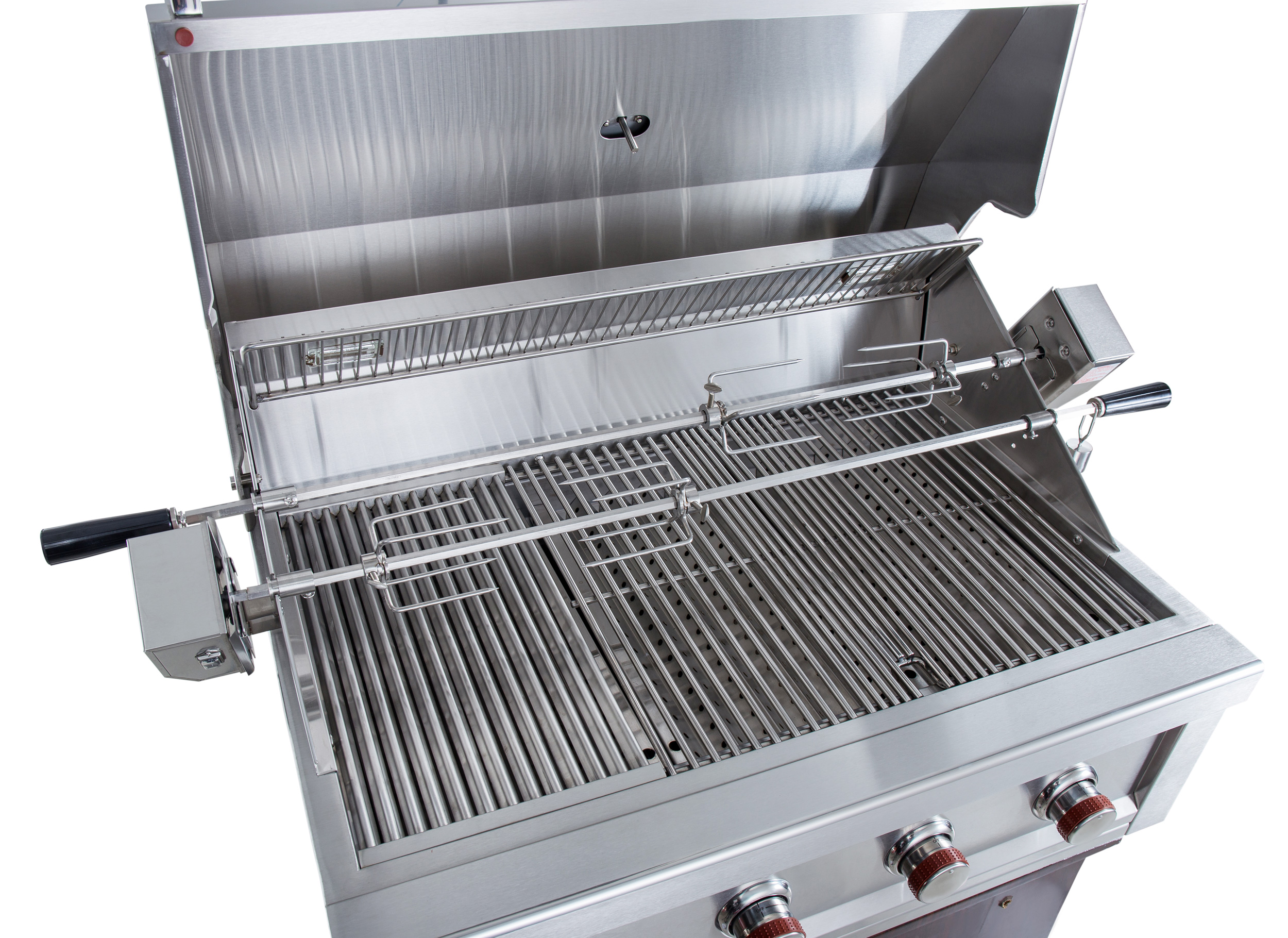 Outdoor Grill Ruby 4 Burner Pro Sear 36