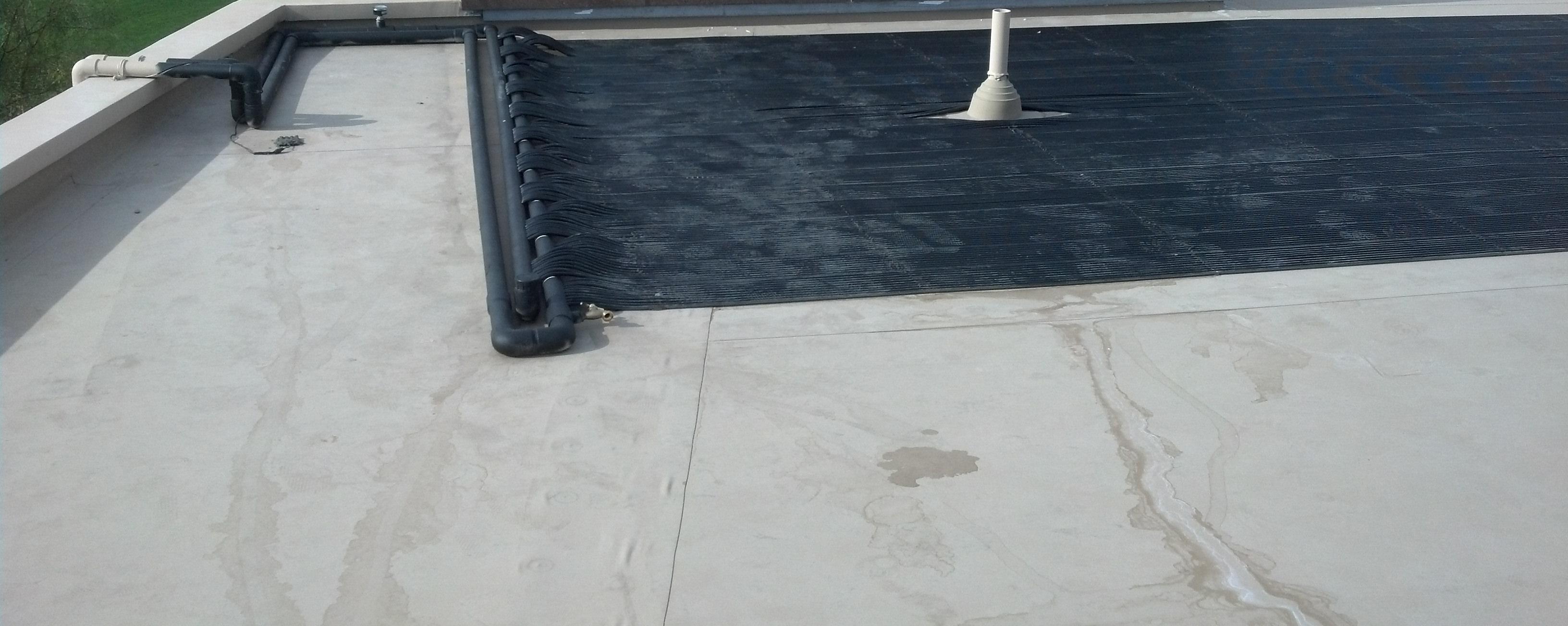 Las Vegas Flat Roof Solar System