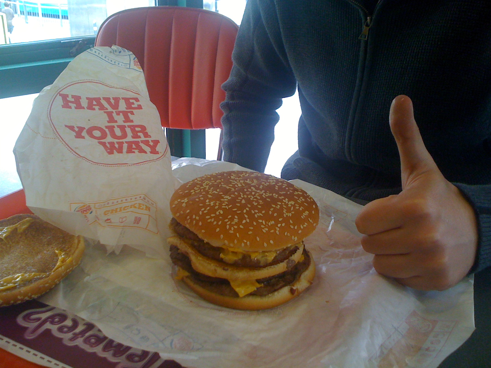 Burger King Double Cheeseburger Sunts 39 Lunch It 39s Just A Blog About Me Lunches Like Page 2