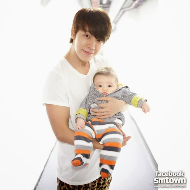 Cute Baby Hedgehog Wallpaper 131110 Super Junior S Donghae Is Daddy Like To A Baby