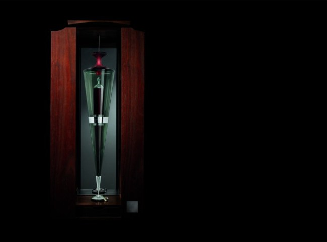 Penfolds Ampoule Cabinet Front On Doors Open