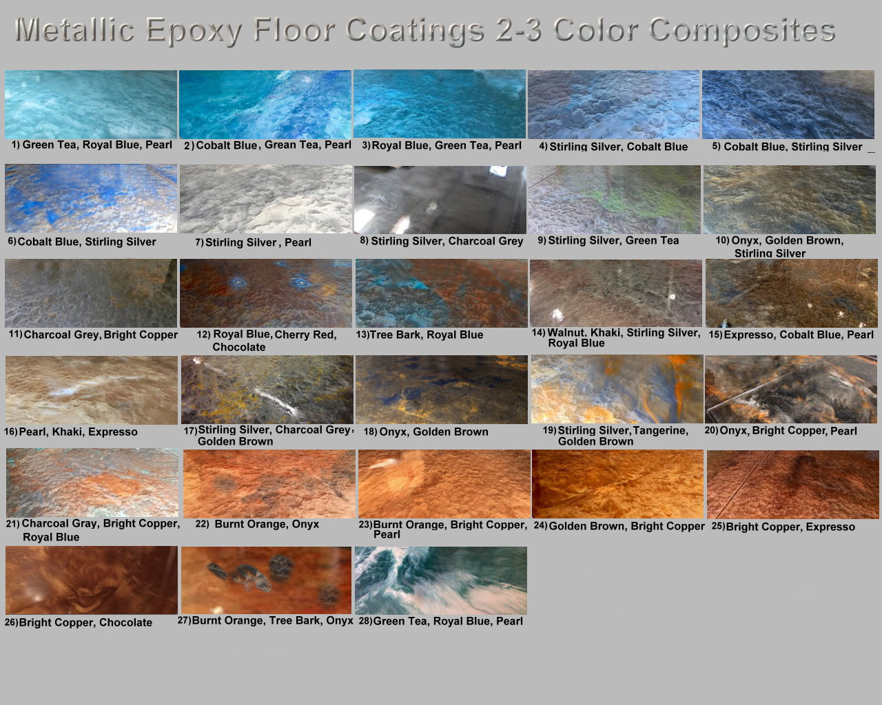 Garage Floor Epoxy Steps Details About Metallic Mica Epoxy Concrete Garage Floor Countertop Paint Coating Pigment Kit
