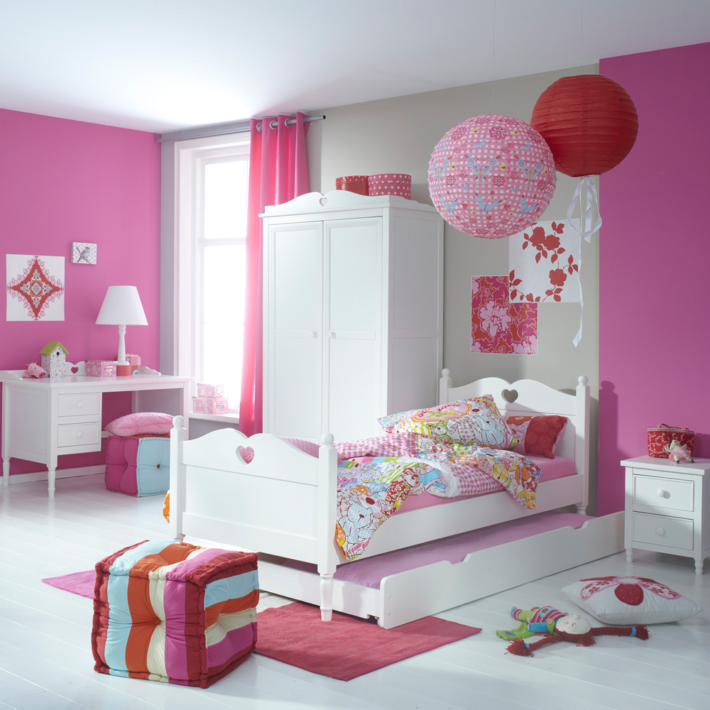 Wallpaper Teenage Girl Bedroom صور غرف نوم اطفال 2017 مودرن بالوان جديدة فخمة سوبر كايرو
