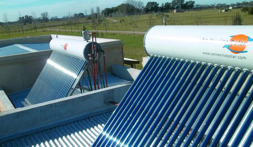 Colector solar para agua caliente sanitaria supercampo - Agua caliente solar ...