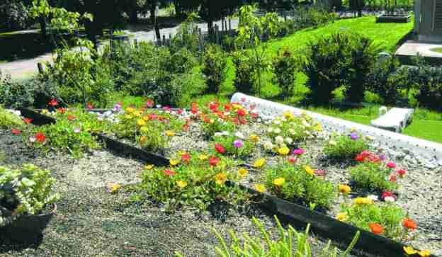 El jard n urbano ocupa techos y terrazas supercampo for El jardin urbano