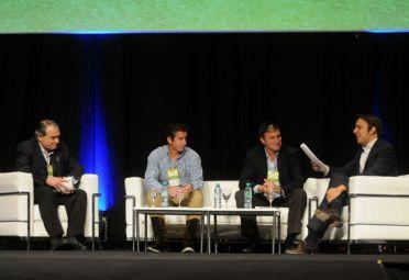 Congreso Nacional CREA 2016. Panel sobre empresas familiares y nuevas generaciones.