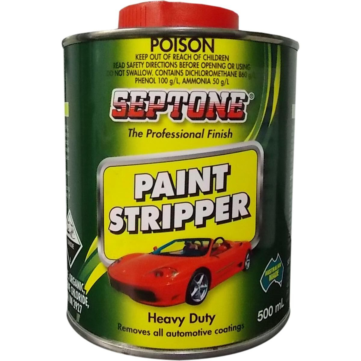 Paint Stripper Septone Paint Stripper 500ml
