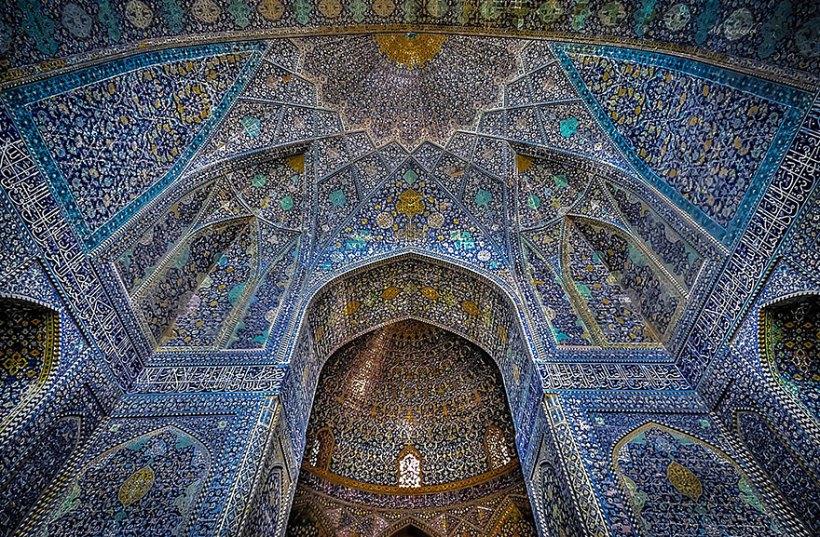 Мечеть Джами, Исфахан, Иран