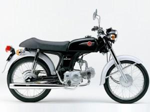 ホンダ ベンリィ50S