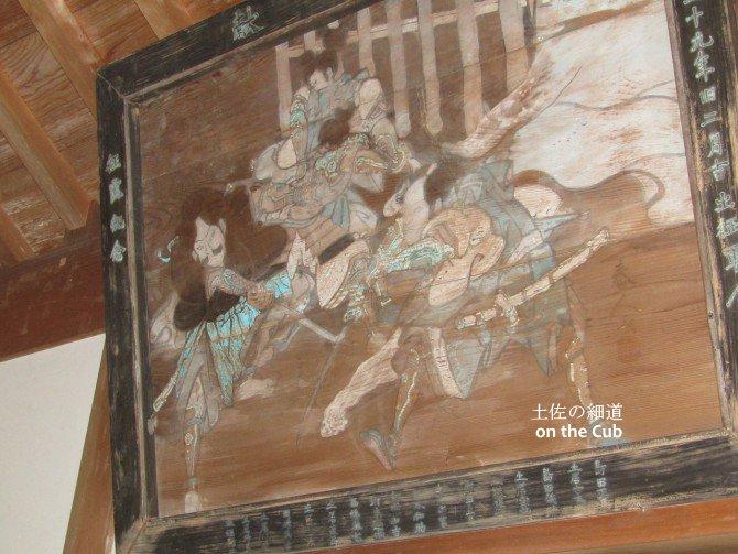 [カブで参拝]春野の甲殿住吉神社はRPGのダンジョンみたいでカッコイイ | 土佐の細道・オン・ザ・カブ