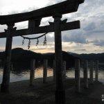 [カブで参拝]安芸の宮島ならぬ土佐の宮島「鳴無神社」は色々とハイスペック