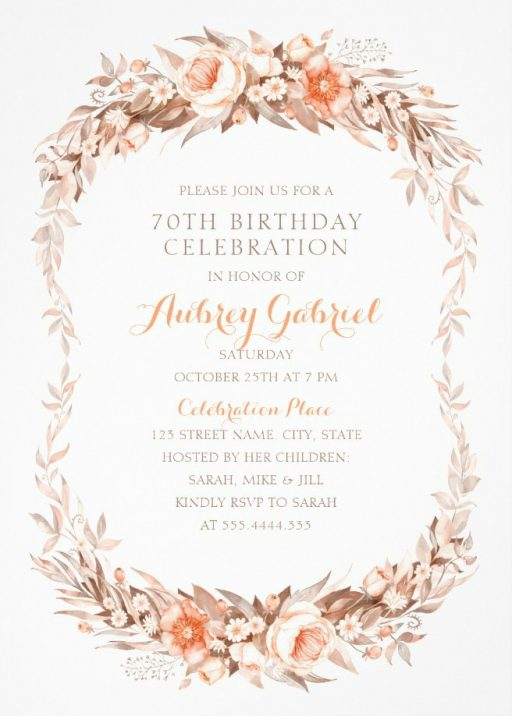 Birthday Invitation Templates Birthday Party Invitations - bday invitations templates