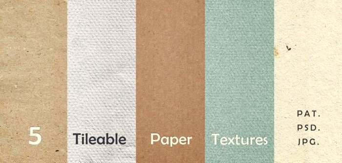 15+ High Quality Paper Texture and Background Packs - Super Dev