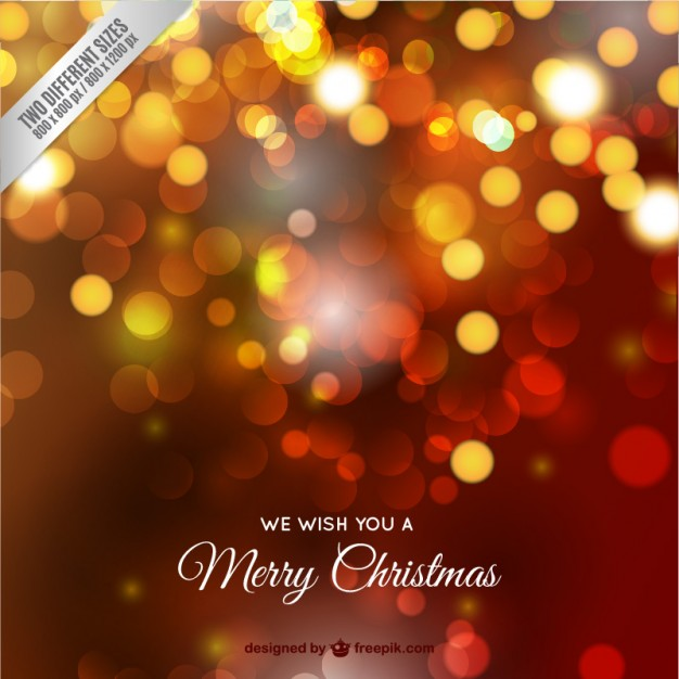 Candle Lights Christmas PowerPoint Template 0610