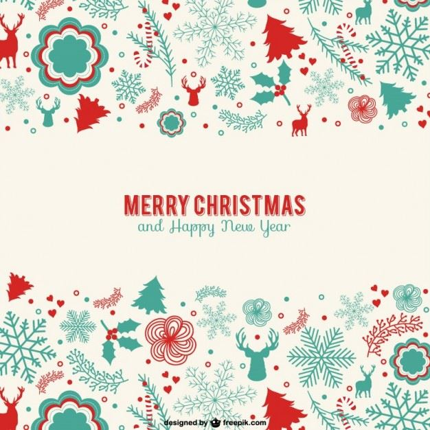 30+ Free Christmas Greetings Templates  Backgrounds - Super Dev - christmas template free