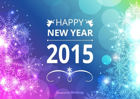 20+ Free New Year Greeting Templates and Backgrounds - Super Dev