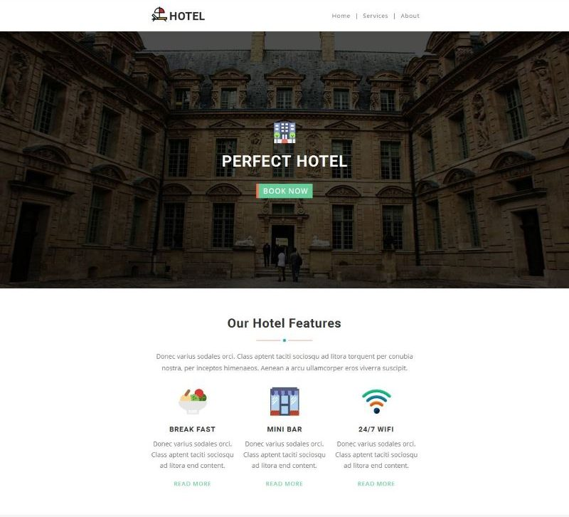 20 Professional Hotel Email Marketing and Newsletter Templates