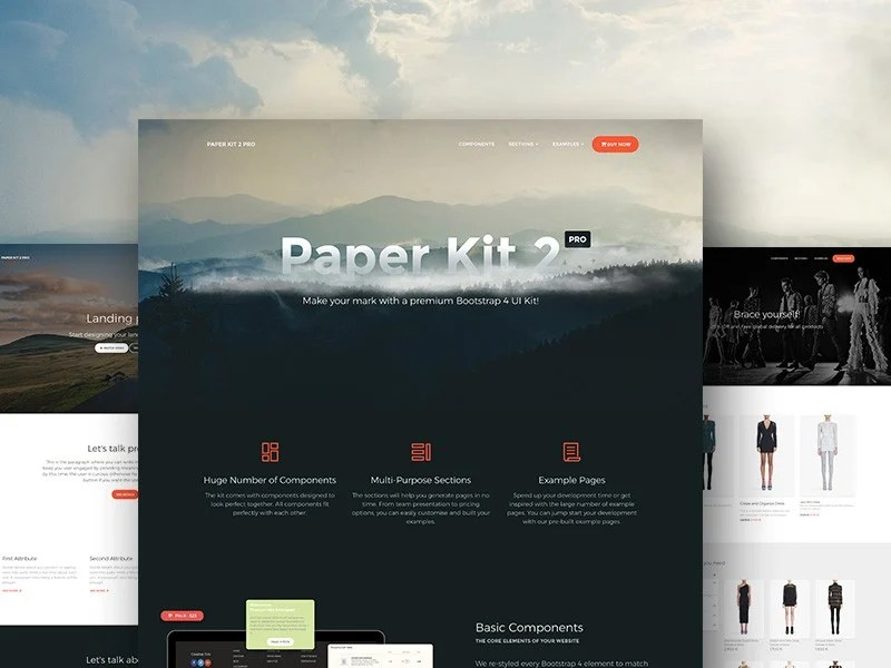 20+ Best Bootstrap 4 Templates (Free  Premium) for Download - Super