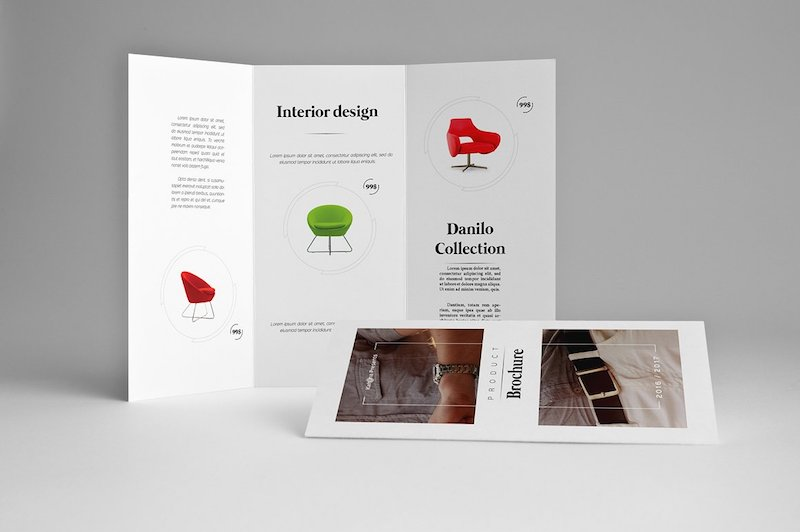 25 Tri-fold Brochure Templates - PSD, AI  INDD (Free  Premium - product brochure template