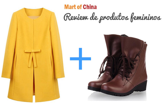 Review Mart of China - Roupa Feminina