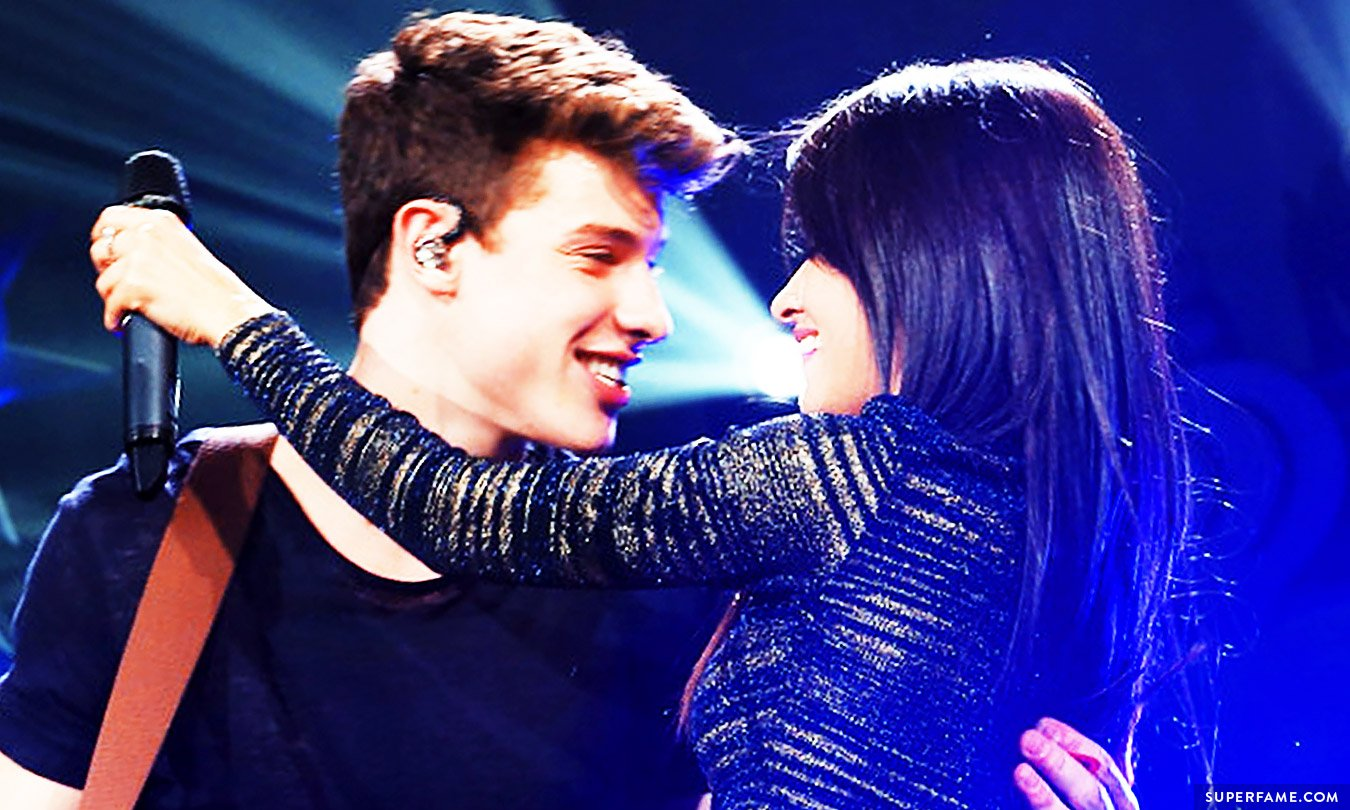 Cute Couple Hugging Wallpaper Did Camila Use Shawn To Further Her Career She Responds