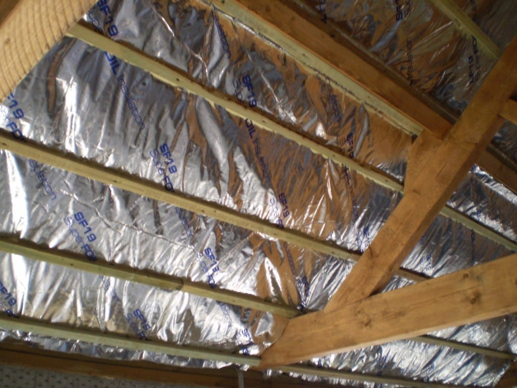 Foil Insulation Blanket You Need To Understand About Foil Insulation Solution