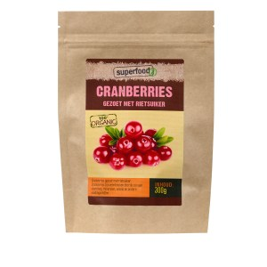 Cranberries Bio RAW