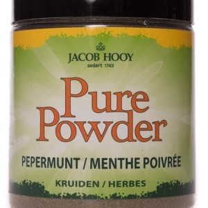 Jacob Hooy Pure Powder Pepermunt