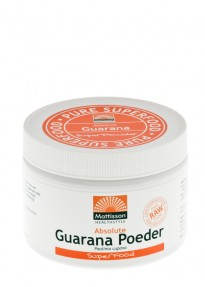 Mattisson HealthStyle Absolute Guarana Poeder 125gr