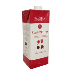 SuperBerry Red - 330 ml gezond?