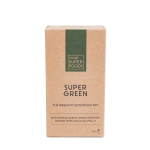 Your Superfoods Organic Super Green 10 x 5 Grams