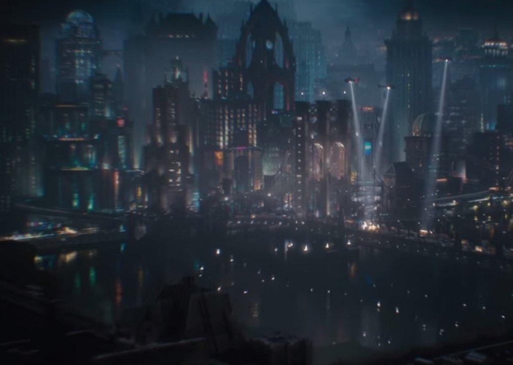 Wallpaper Hd Star Wars Gotham City Rain Audio Atmosphere