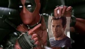 Ryan Reynolds Deadpool Pic