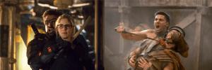 The Manu Bennett Deathstroke Workout: Badass Gladiator meets Comic Villain
