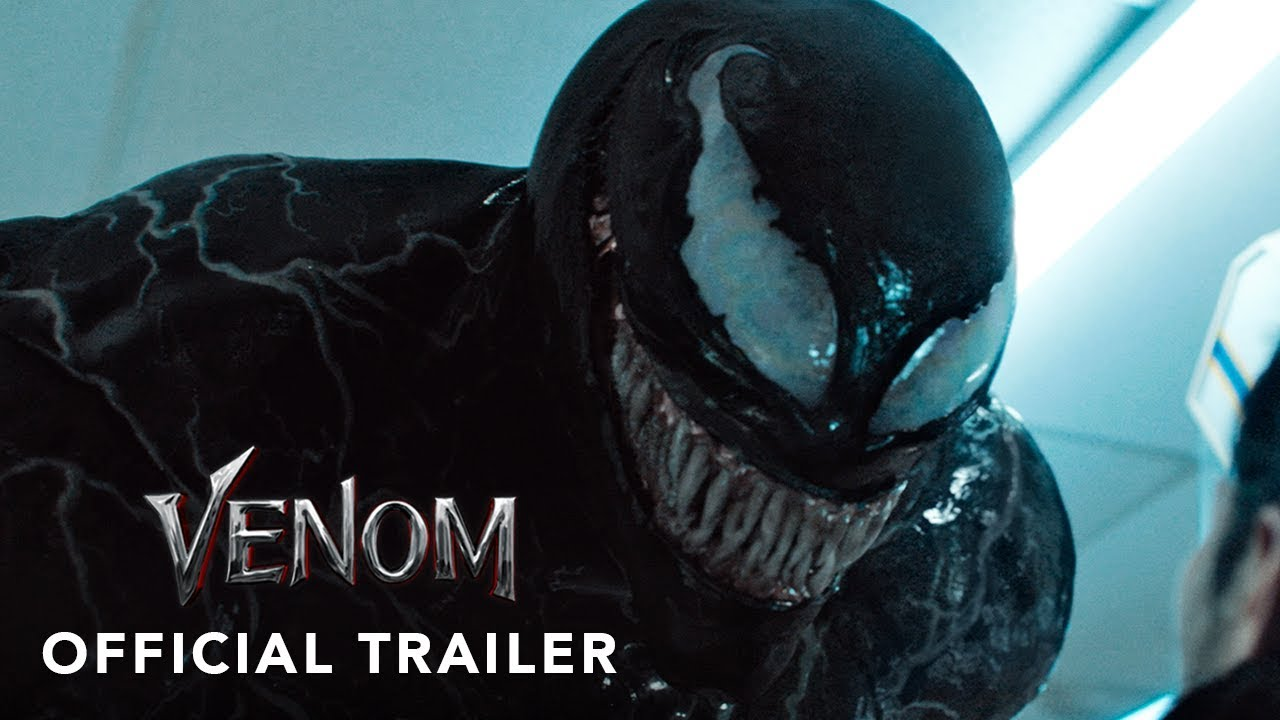 Tom Trailer Venom Trailer 2 Shows Tom Hardy In Action Superhero News