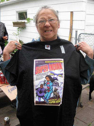 Super Indian Original T Shirt