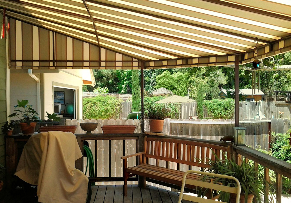 Standard Aluminum Patio Covers Superior Awning