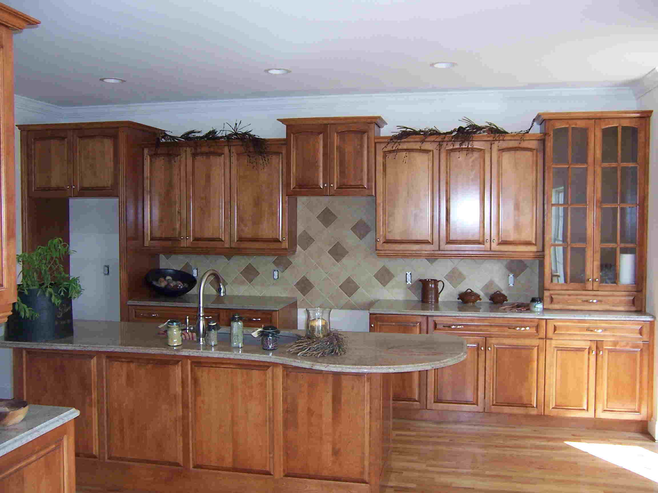 womancentric upper kitchen cabinets Whatever lighting approach you choose make sure you re in control From window coverings to dimmers lighting helps establish the mood for your next